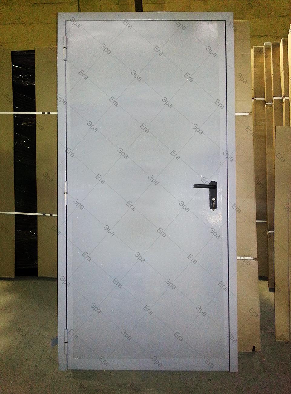 дверь металлическая противопожарная 30 цена